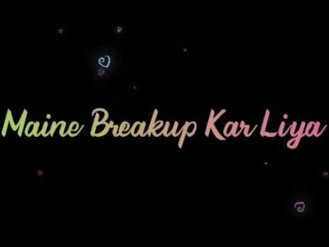 the breakup song status video download